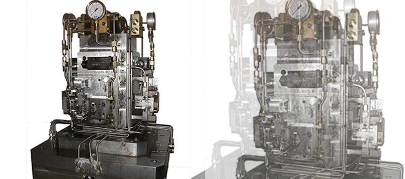 机 – 夹具和固定装置