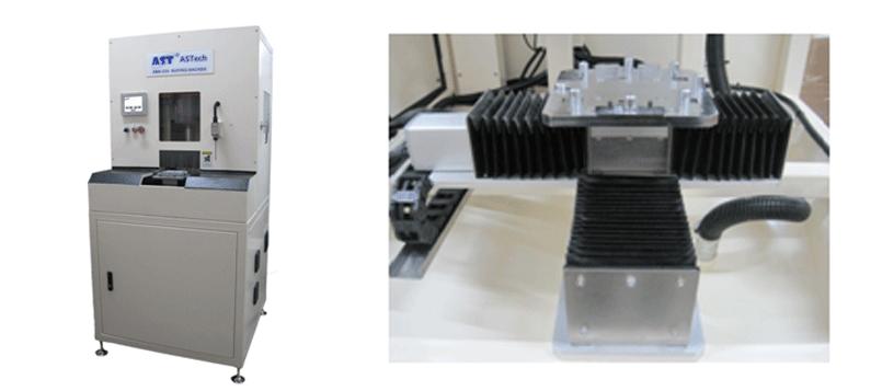 3-Axis Internet Kecepatan Buffing Machine