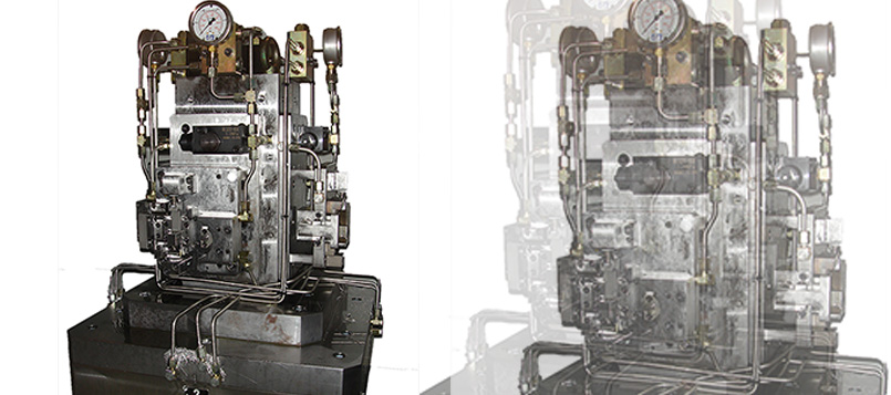 เครื่องจักร – อุปกรณ์นำเจาะและจับงาน