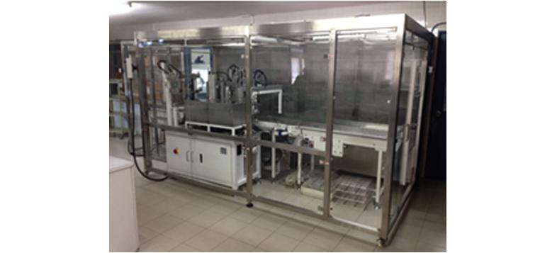 Bag & Cup Dispensing Machine