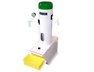 Cyclone Method Coolant Cleaning Device