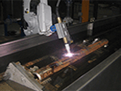 Robotic-Plasma-Cutting-Machine